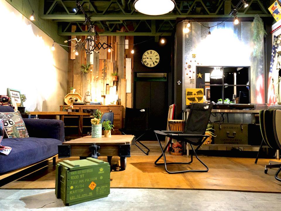 OHESO GARAGE -Creative Office- Atugi Mizuhiki