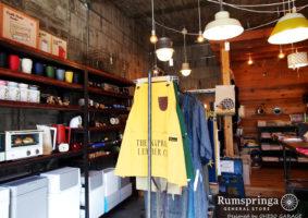 Rumspringa GENERAL STORE 徳島 / 店舗デザイン by OHESOGAREGE