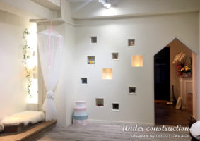 Studio LAXIQ 新横浜 / 店舗デザイン by OHESOGAREGE