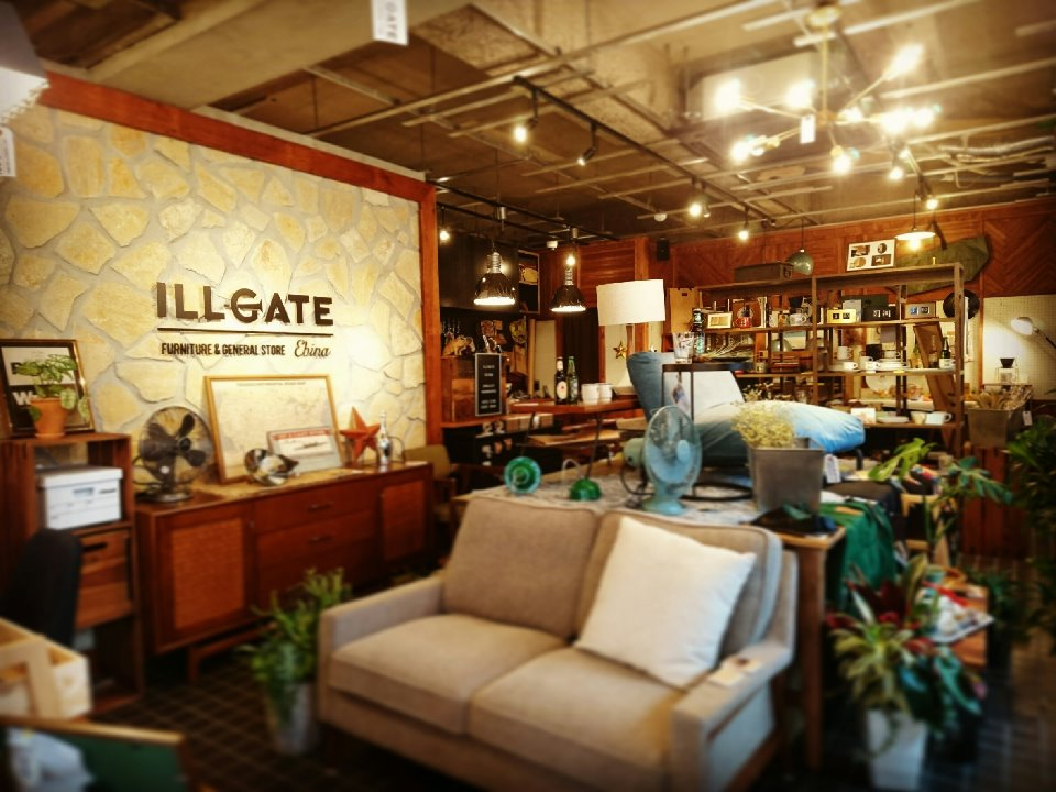 ILLGATE ebina / 海老名 / Designed by OHESO GARAGE