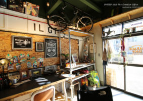 OHESO GARAGE -OHESO102 The Creative Office-