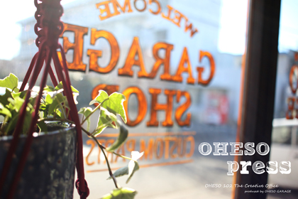 OHESO GARAGE -Creative Office-