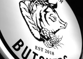 B&B BUTCHERS 本厚木 / 店舗デザイン by OHESOGAREGE