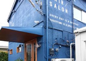 SALON NEW DAY 中央林間 / 店舗デザイン by OHESOGAREGE