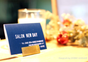 SALON NEW DAY 中央林間 / 店舗デザイン by OHESOGAREGE