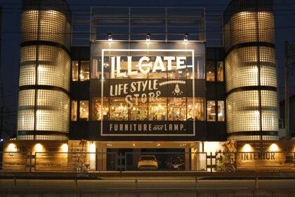 ILLGATE(イルゲート) @厚木/ 店舗デザイン by OHESO GARAGE