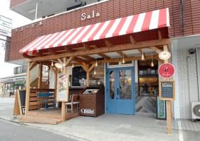 Sala / 本厚木 / Designed by OHESO GARAGE