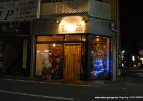 Osteria BRU-CHA / 鶴間 / Designed by OHESO GARAGE