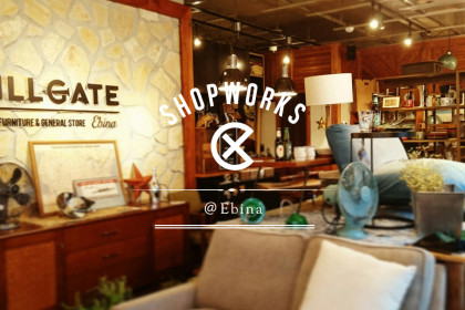 ILLGATE ebina / 店舗デザイン by OHESOGAREGE